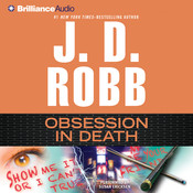 Obsession in Death Audiobook, by J. D. Robb