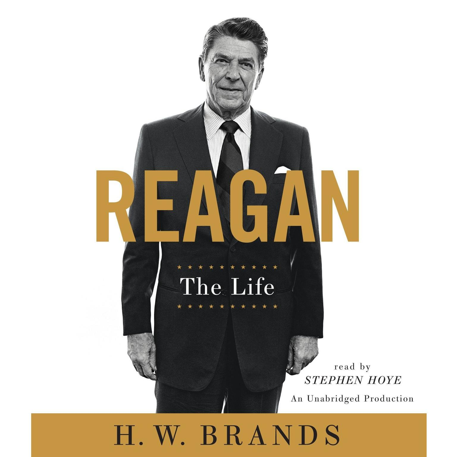 Printable Reagan: The Life Audiobook Cover Art