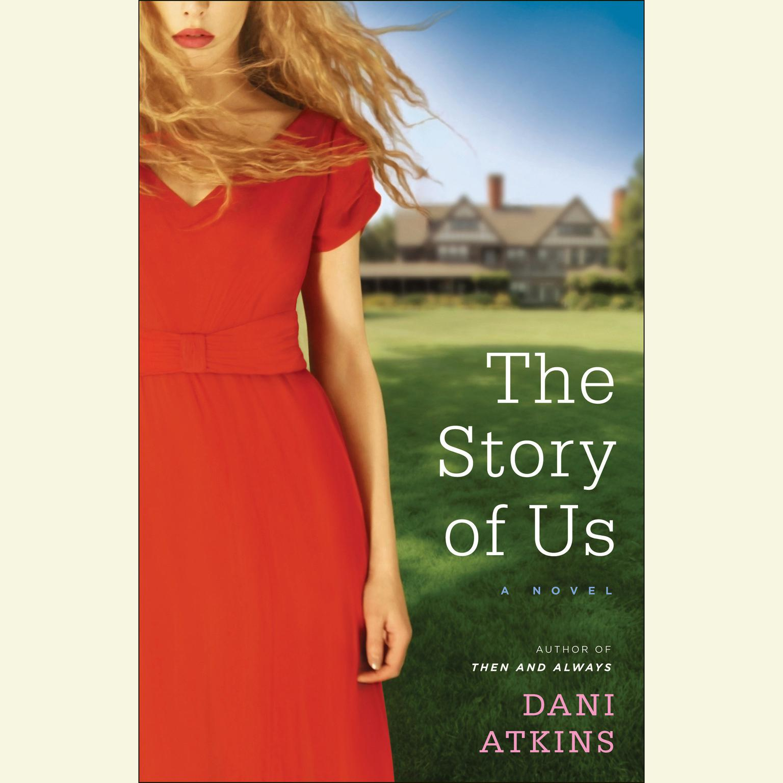 Printable The Story of Us: A Novel Audiobook Cover Art