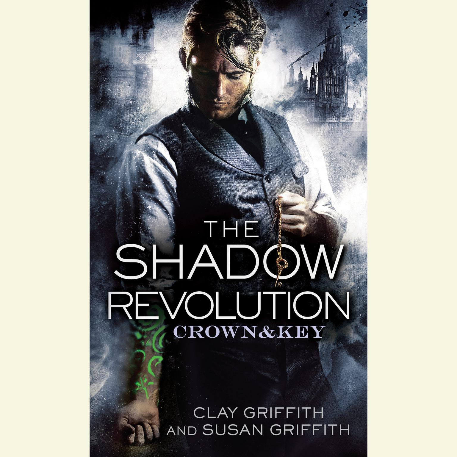 Printable The Shadow Revolution Audiobook Cover Art