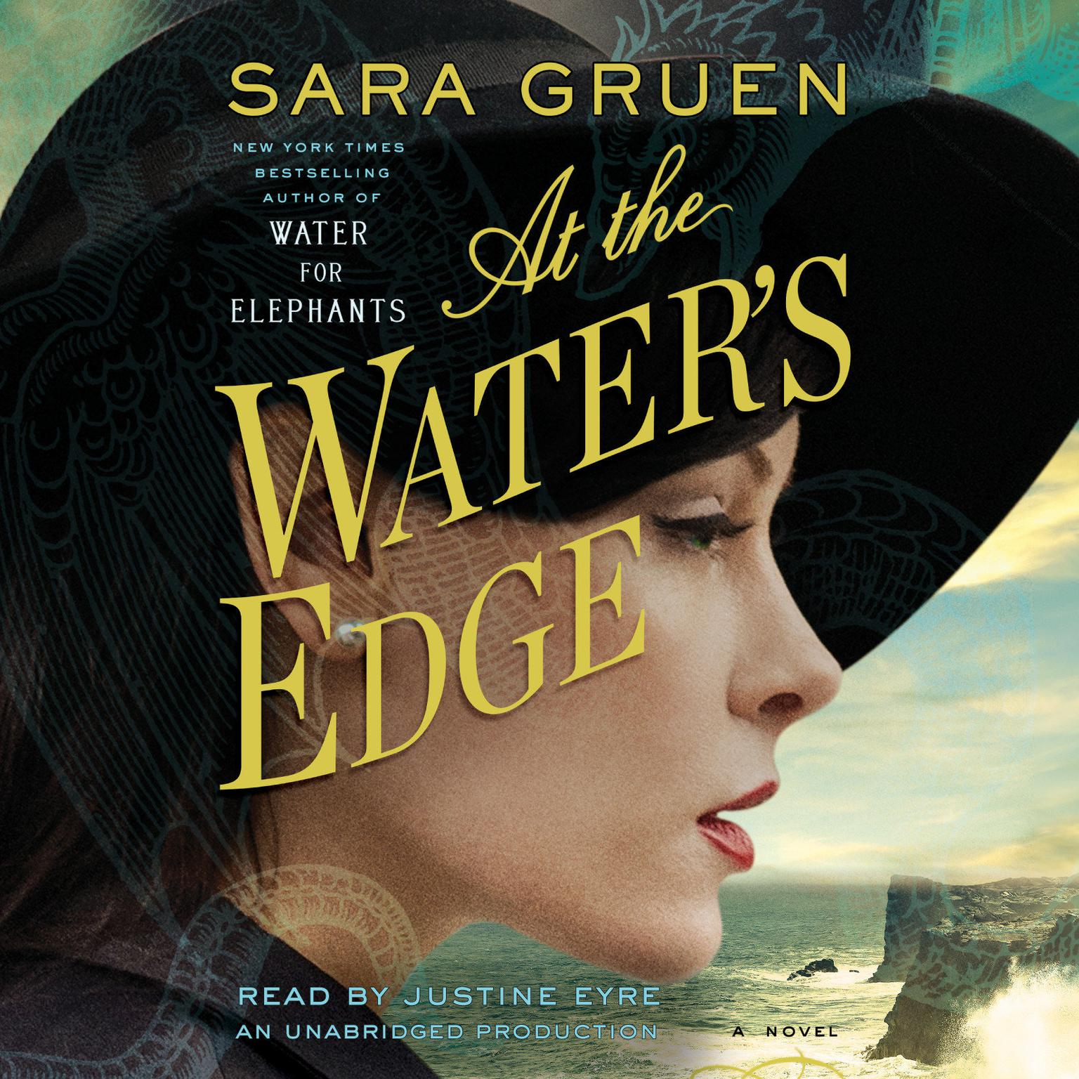 Printable At the Water's Edge: A Novel Audiobook Cover Art