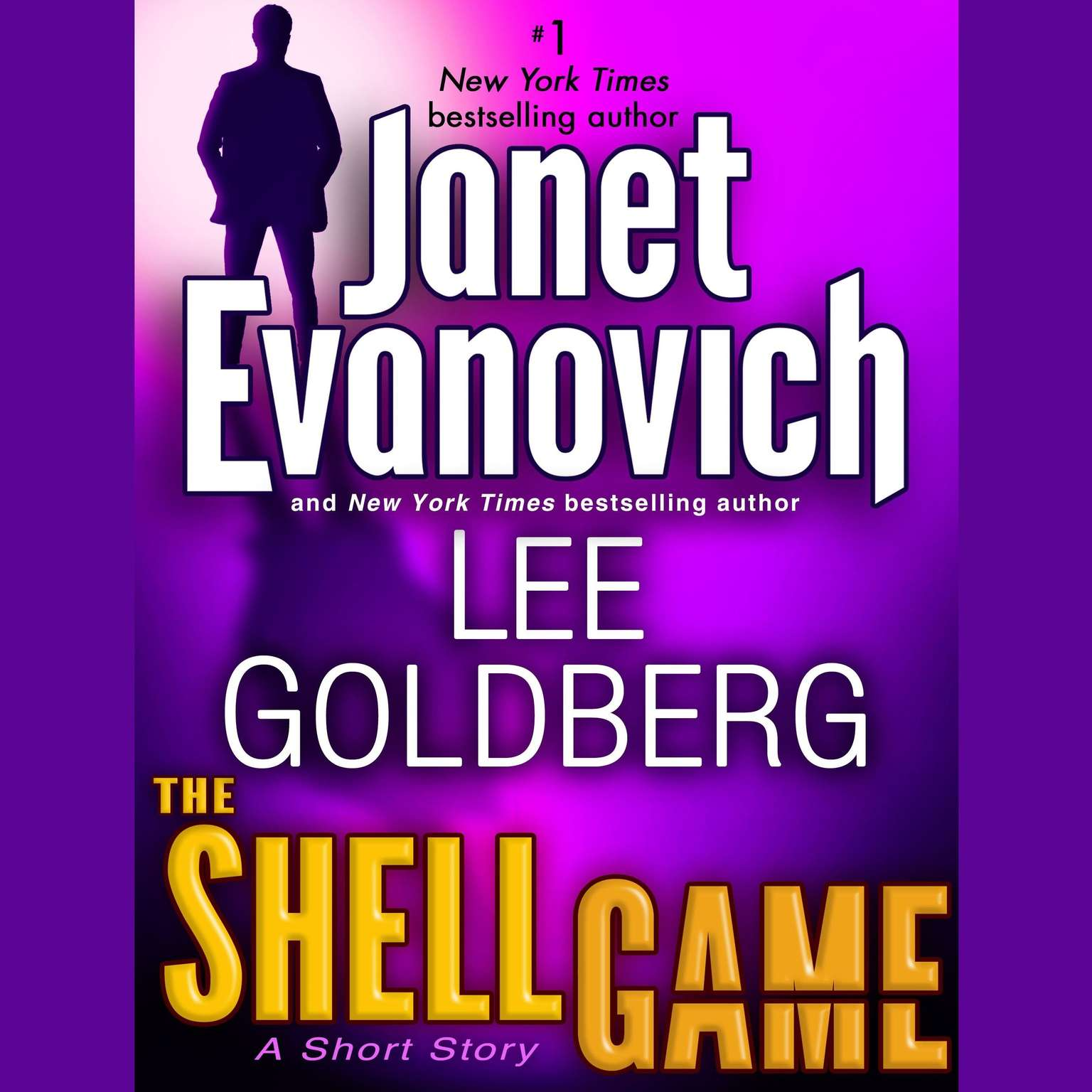 Printable The Shell Game: A Fox and O'Hare Short Story Audiobook Cover Art