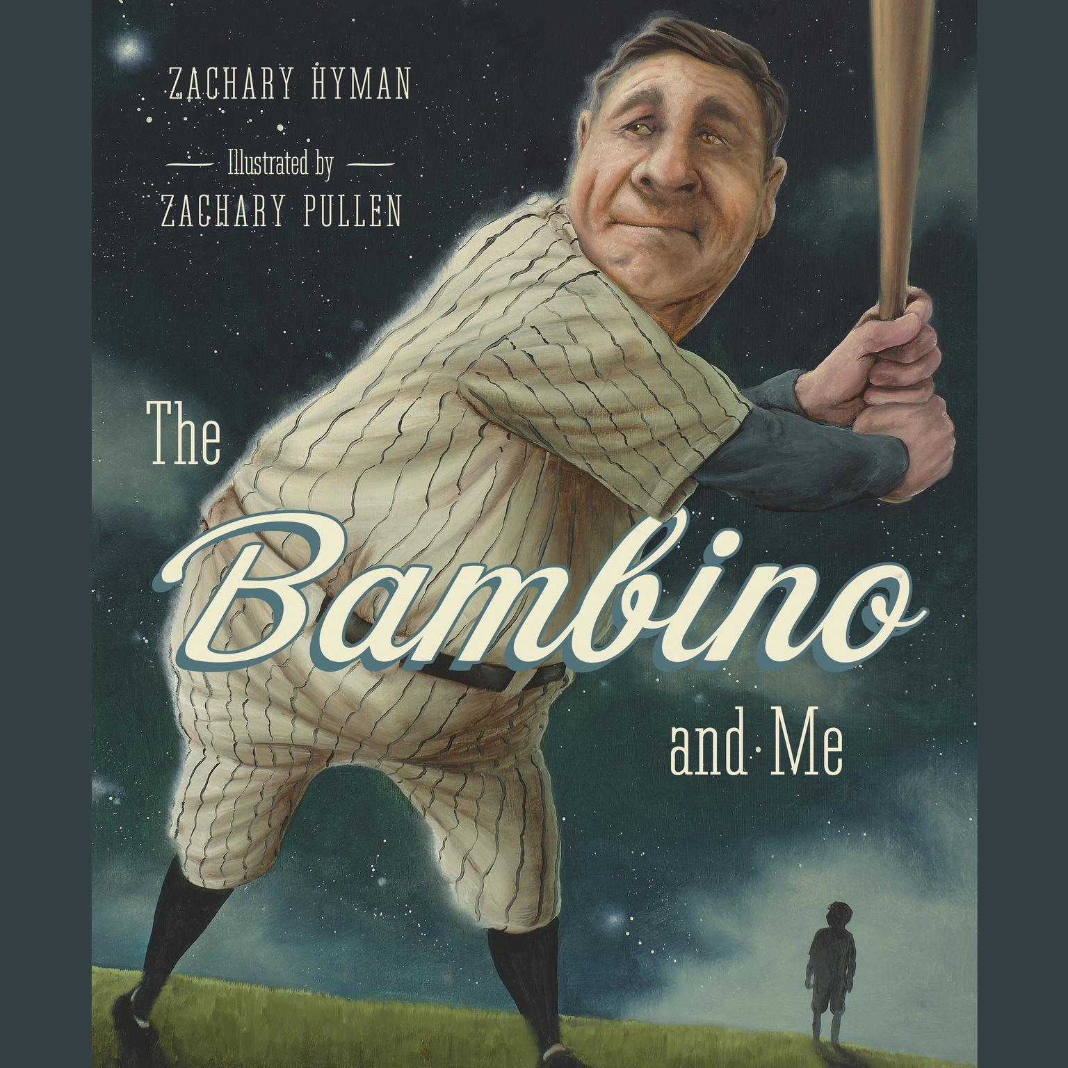 Printable The Bambino and Me Audiobook Cover Art