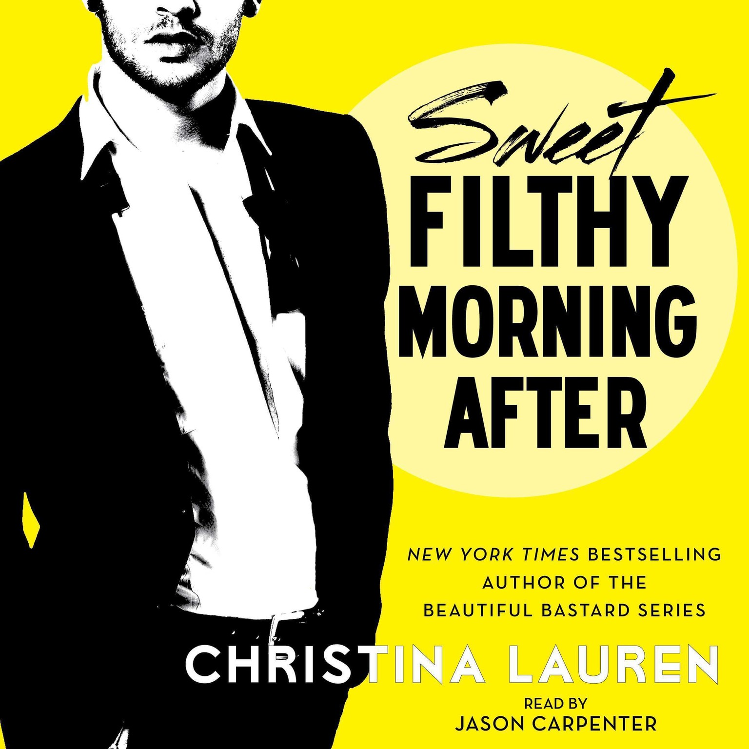 Printable Sweet Filthy Morning After Audiobook Cover Art