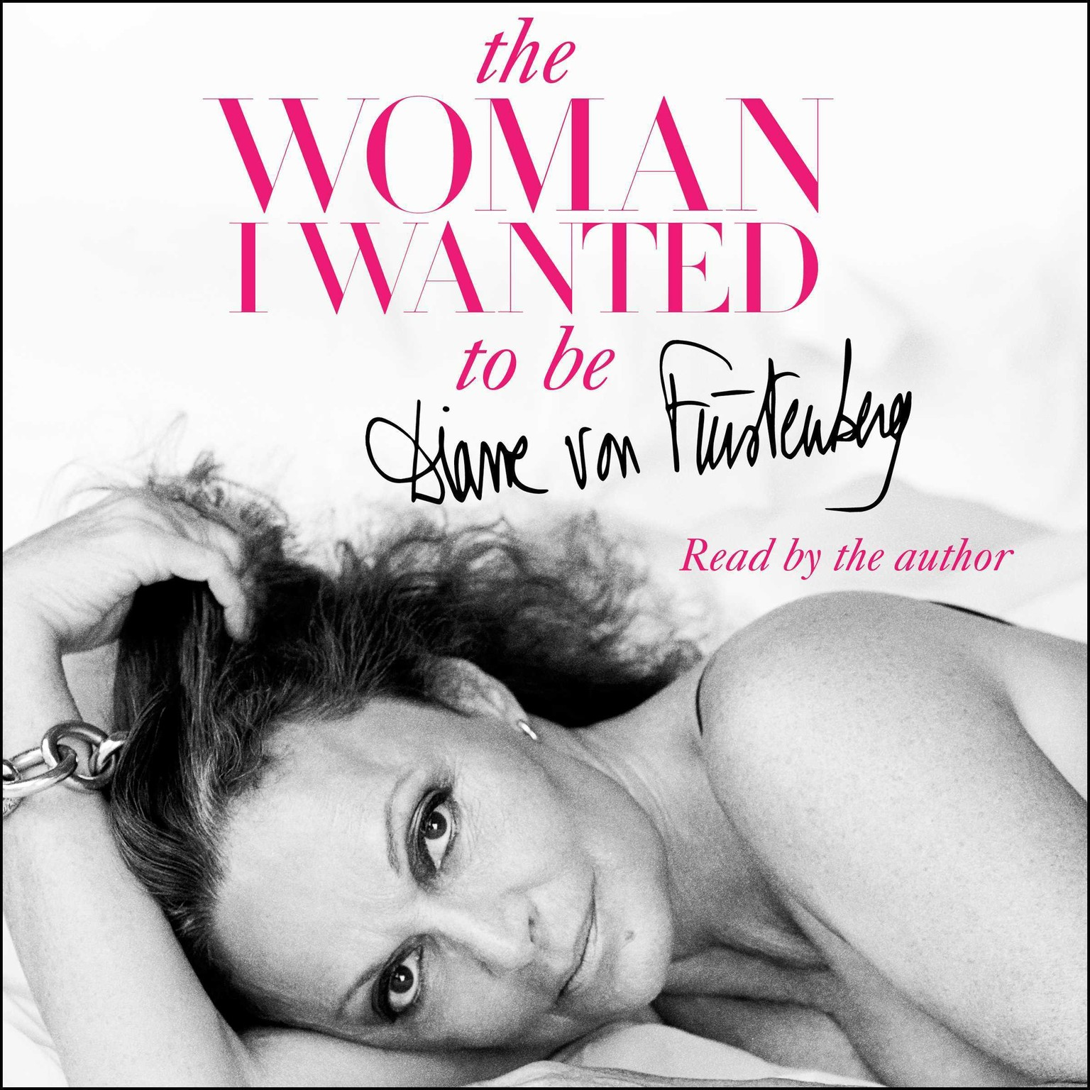 Printable The Woman I Wanted to Be Audiobook Cover Art