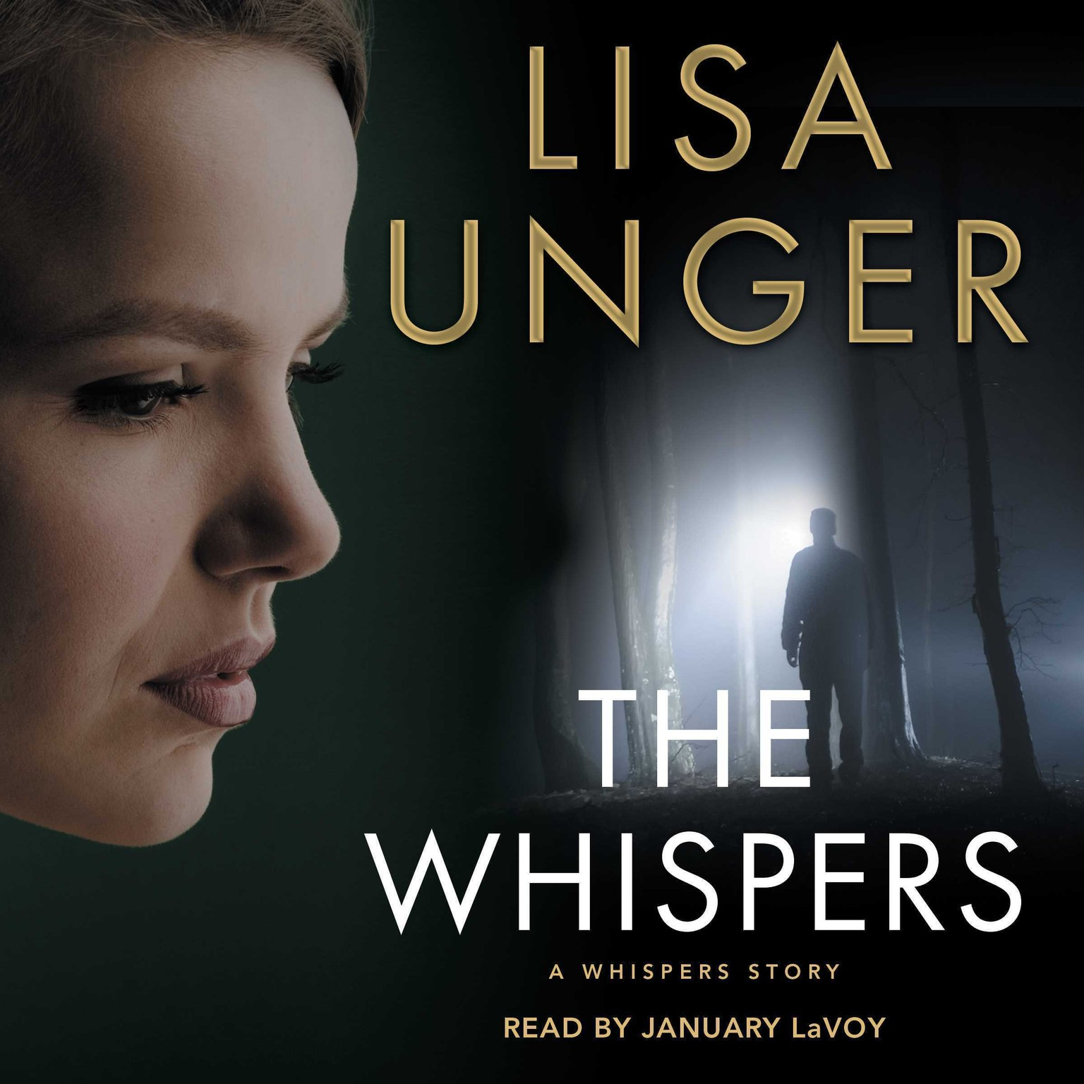 Printable The Whispers: A Whispers Story Audiobook Cover Art