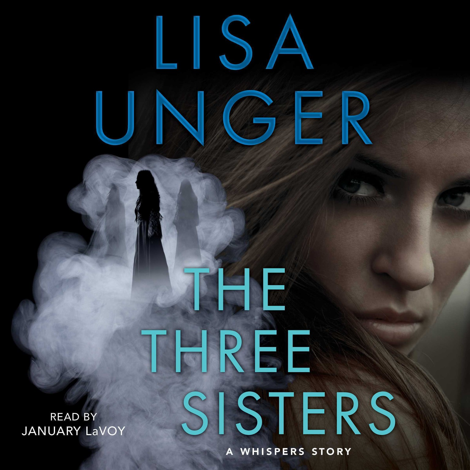 Printable The Three Sisters: A Whispers Story Audiobook Cover Art