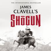 Shogun: The Epic Novel of Japan Audiobook, by James Clavell