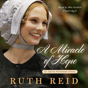 A Miracle of Hope: The Amish Wonders Series, by Ruth Reid