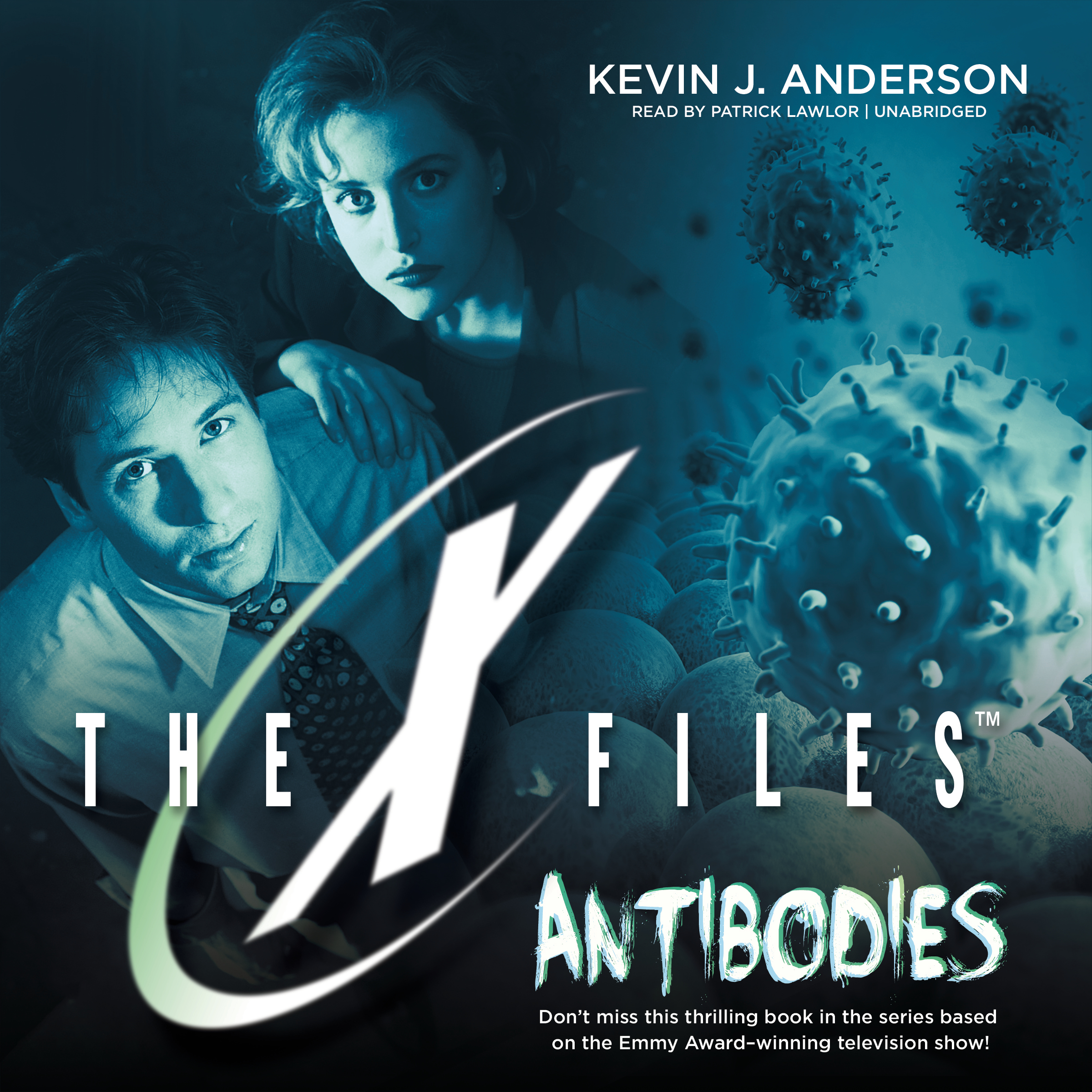Printable Antibodies Audiobook Cover Art