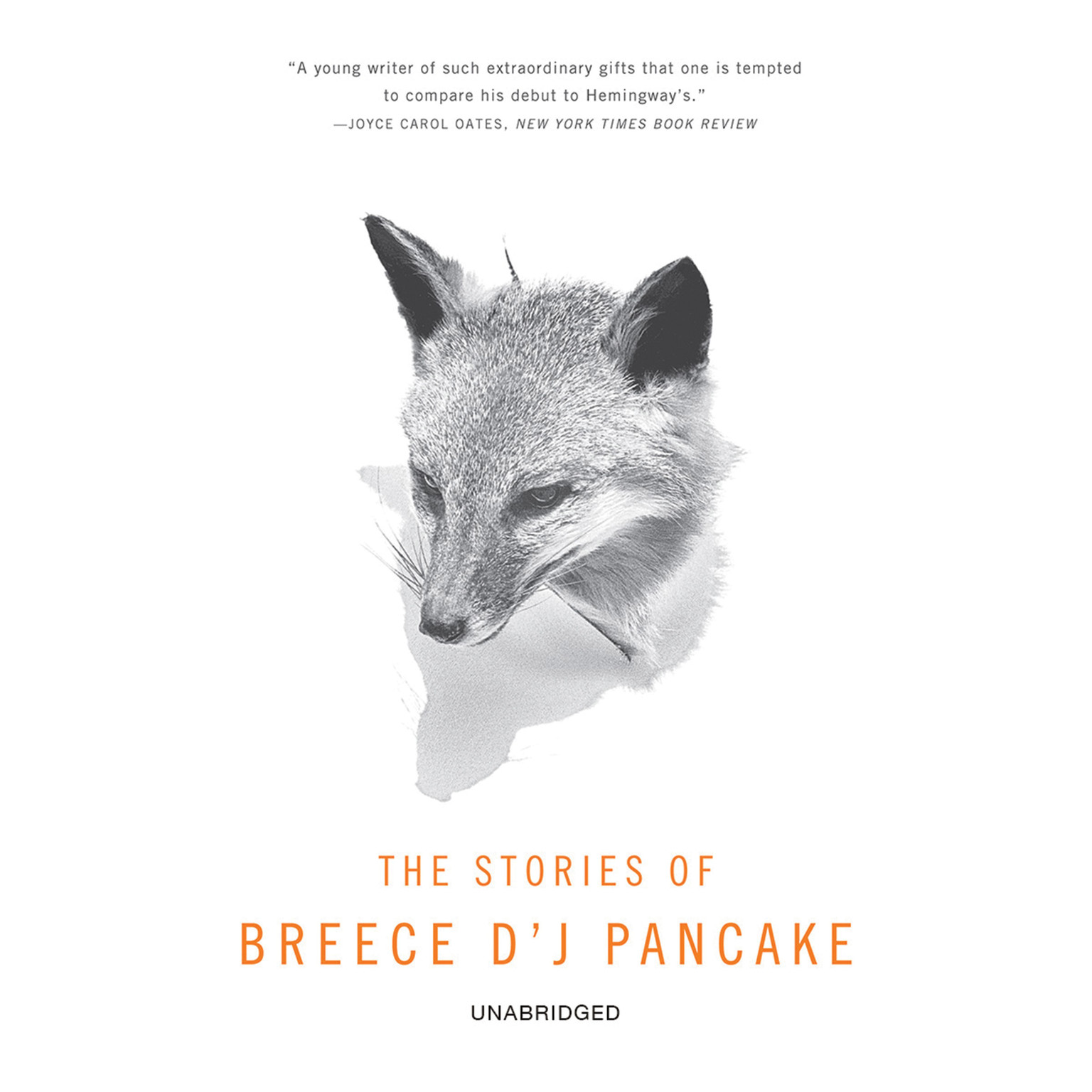 Printable The Stories of Breece D'J Pancake Audiobook Cover Art