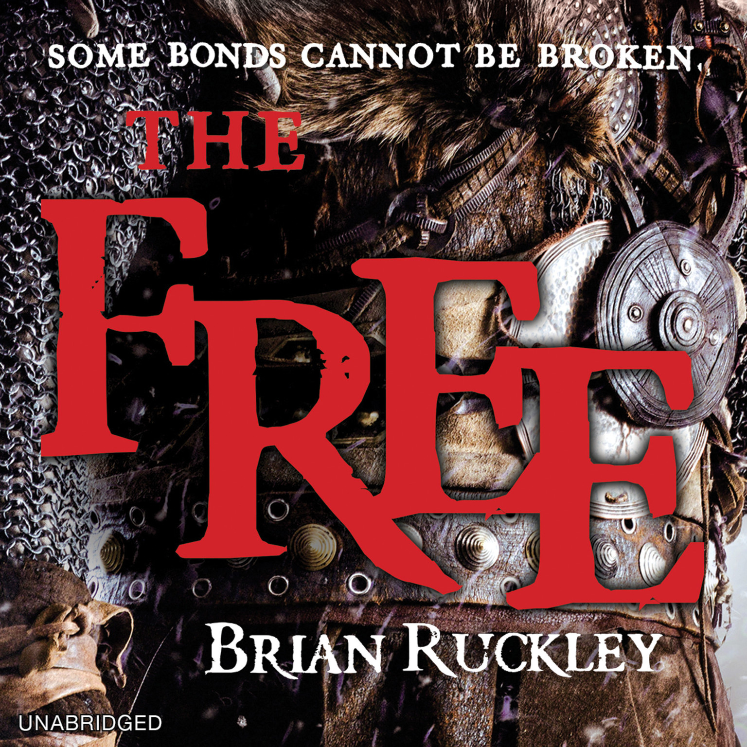 Printable The Free Audiobook Cover Art
