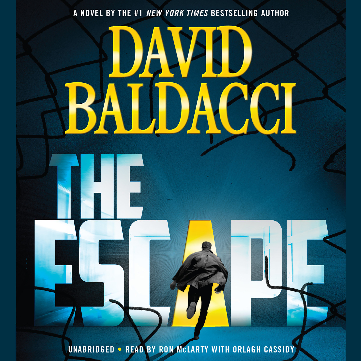 Printable The Escape Audiobook Cover Art
