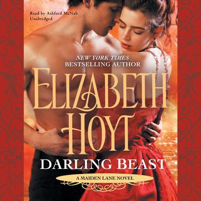 Darling Beast Audiobook, by Elizabeth Hoyt