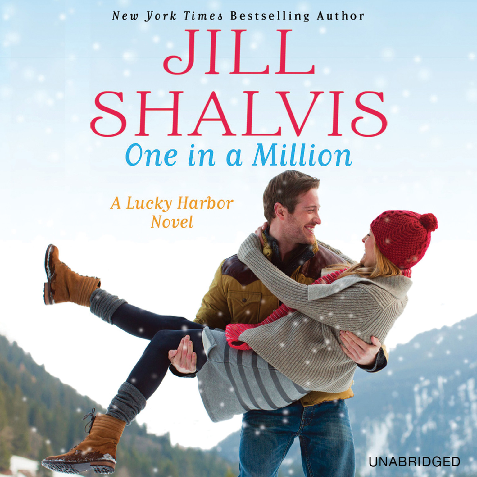 Printable One in a Million Audiobook Cover Art