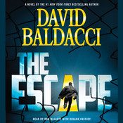 The Escape Audiobook, by David Baldacci