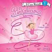 Pinkalicious: Tutu-rrific Audiobook, by Victoria Kann