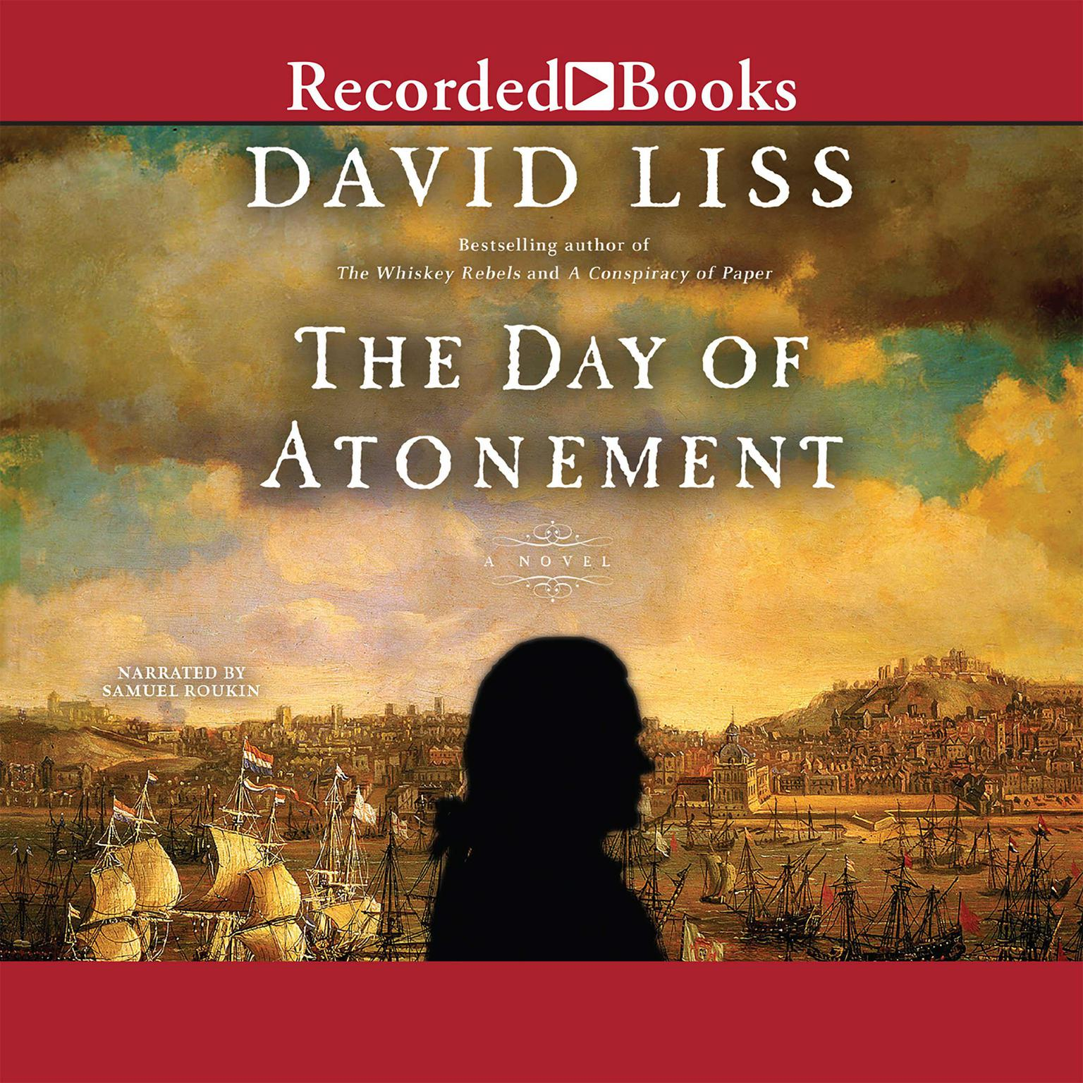 Printable The Day of Atonement: A Novel Audiobook Cover Art