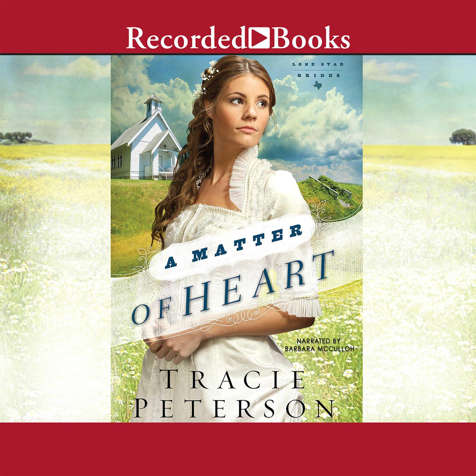 Printable A Matter of Heart Audiobook Cover Art