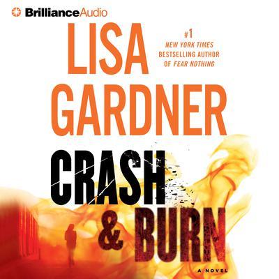 Crash & Burn Audiobook, by