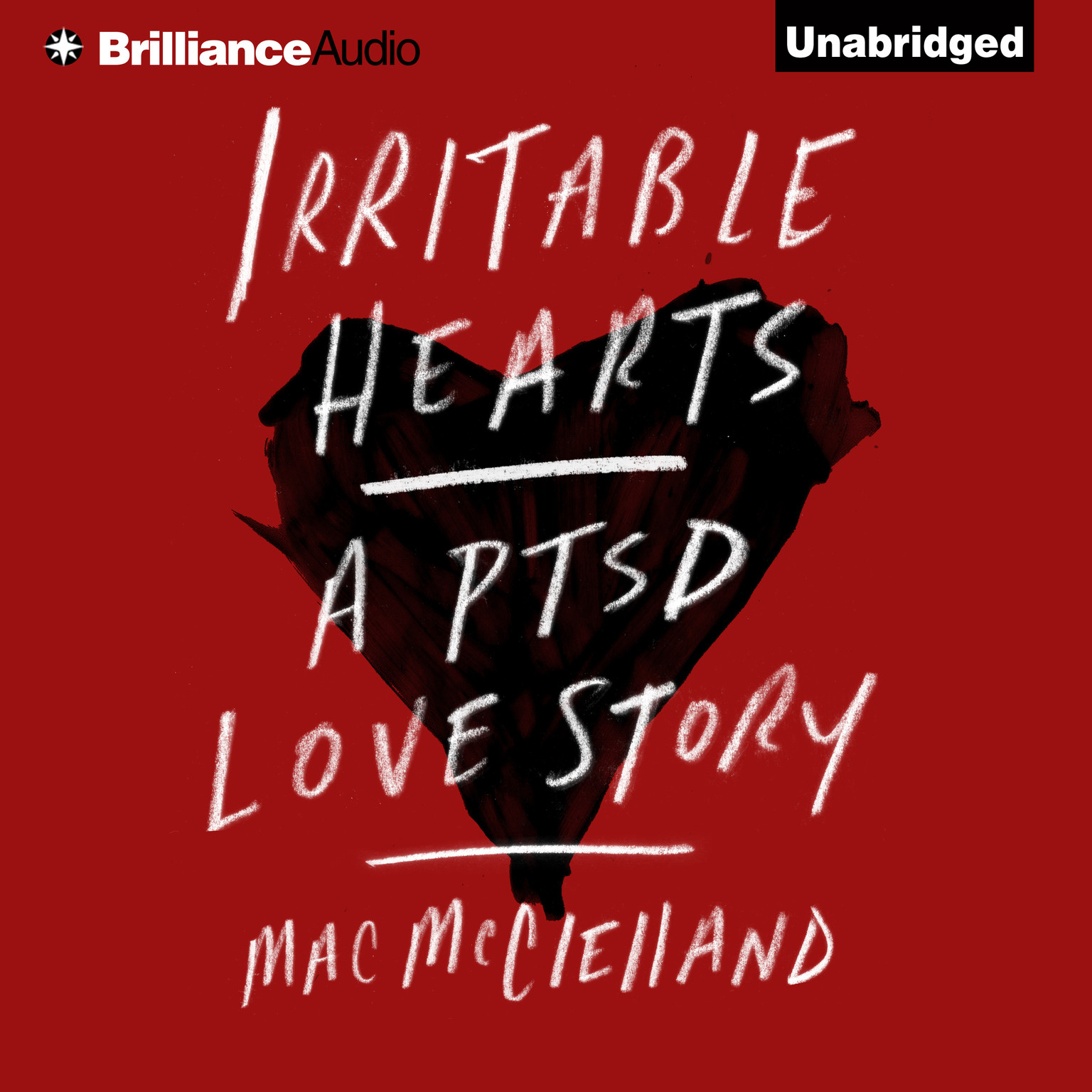 Printable Irritable Hearts: A PTSD Love Story Audiobook Cover Art