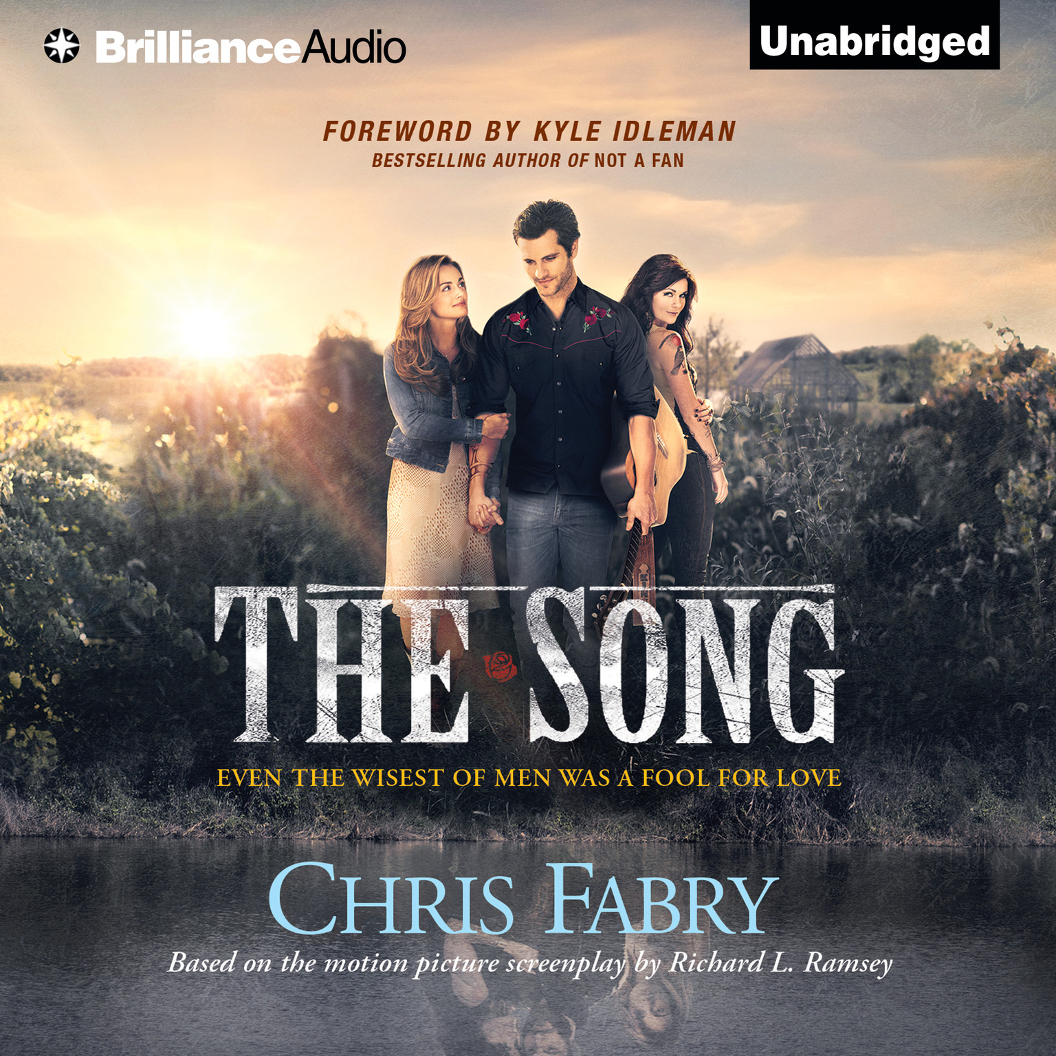 Printable The Song Audiobook Cover Art
