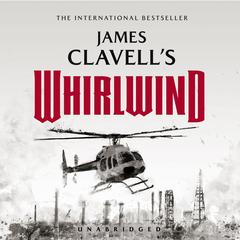 Whirlwind Audiobook, by James Clavell