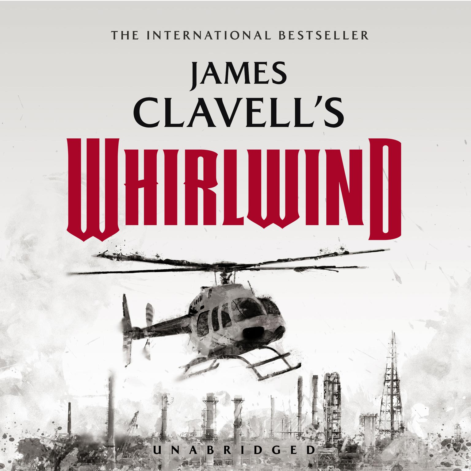 Printable Whirlwind Audiobook Cover Art