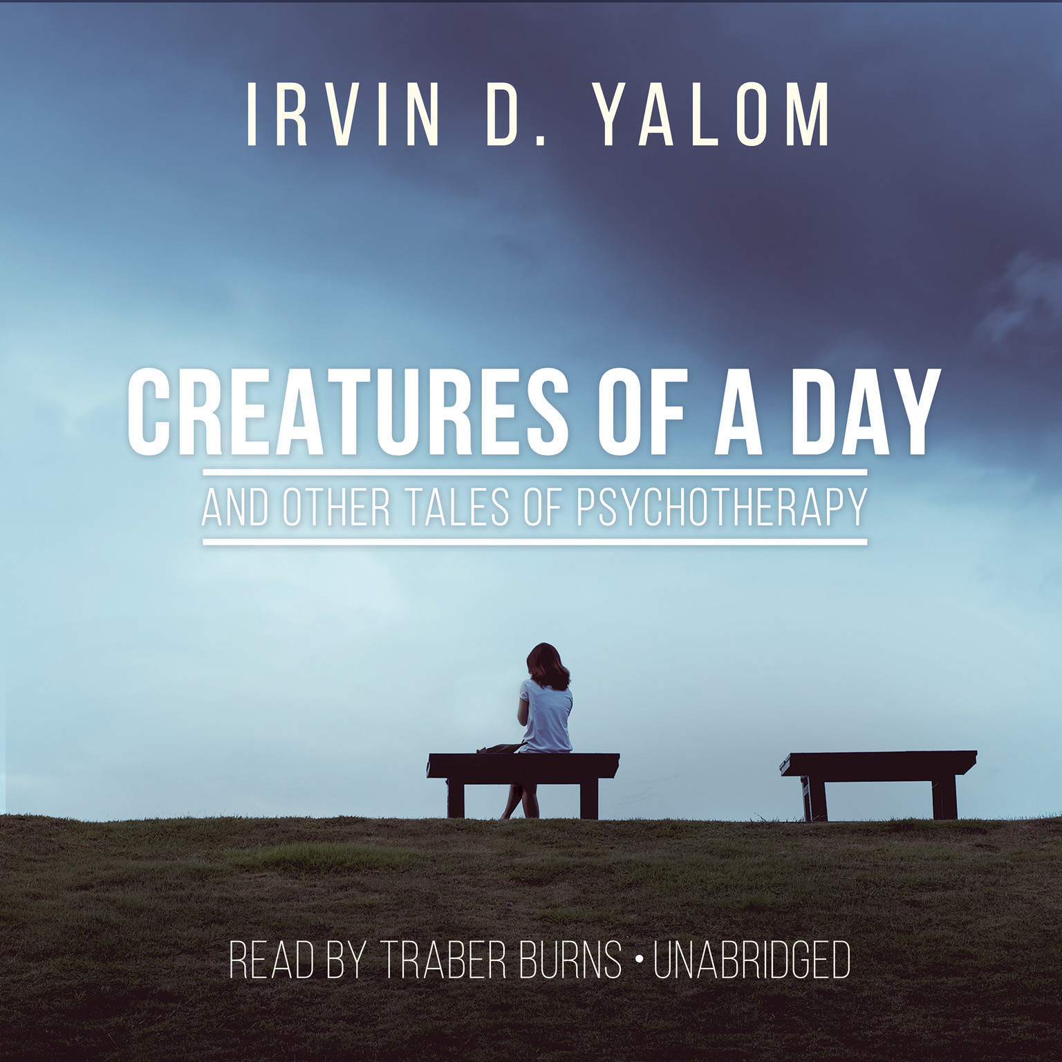Printable Creatures of a Day, and Other Tales of Psychotherapy Audiobook Cover Art