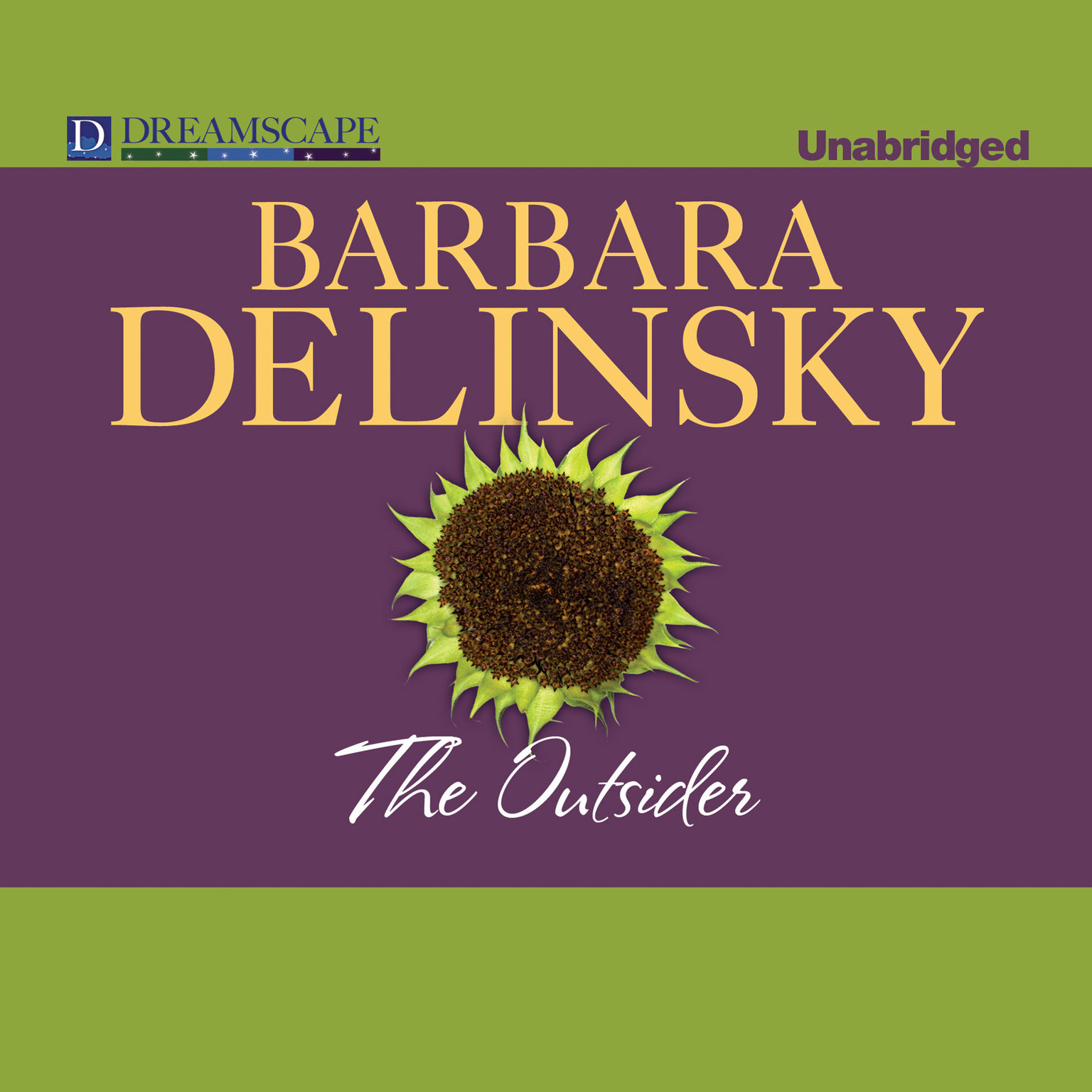 The Outsider Audiobook, by Barbara Delinsky