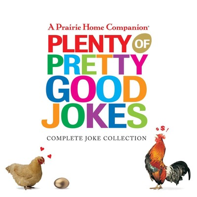 Plenty of Pretty Good Jokes Audiobook, by Garrison Keillor