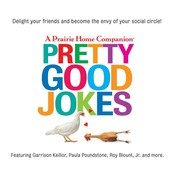 Pretty Good Jokes Audiobook, by Garrison Keillor