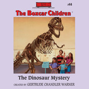 The Dinosaur Mystery, by Gertrude Chandler Warner, Gertrude Chandler Warner