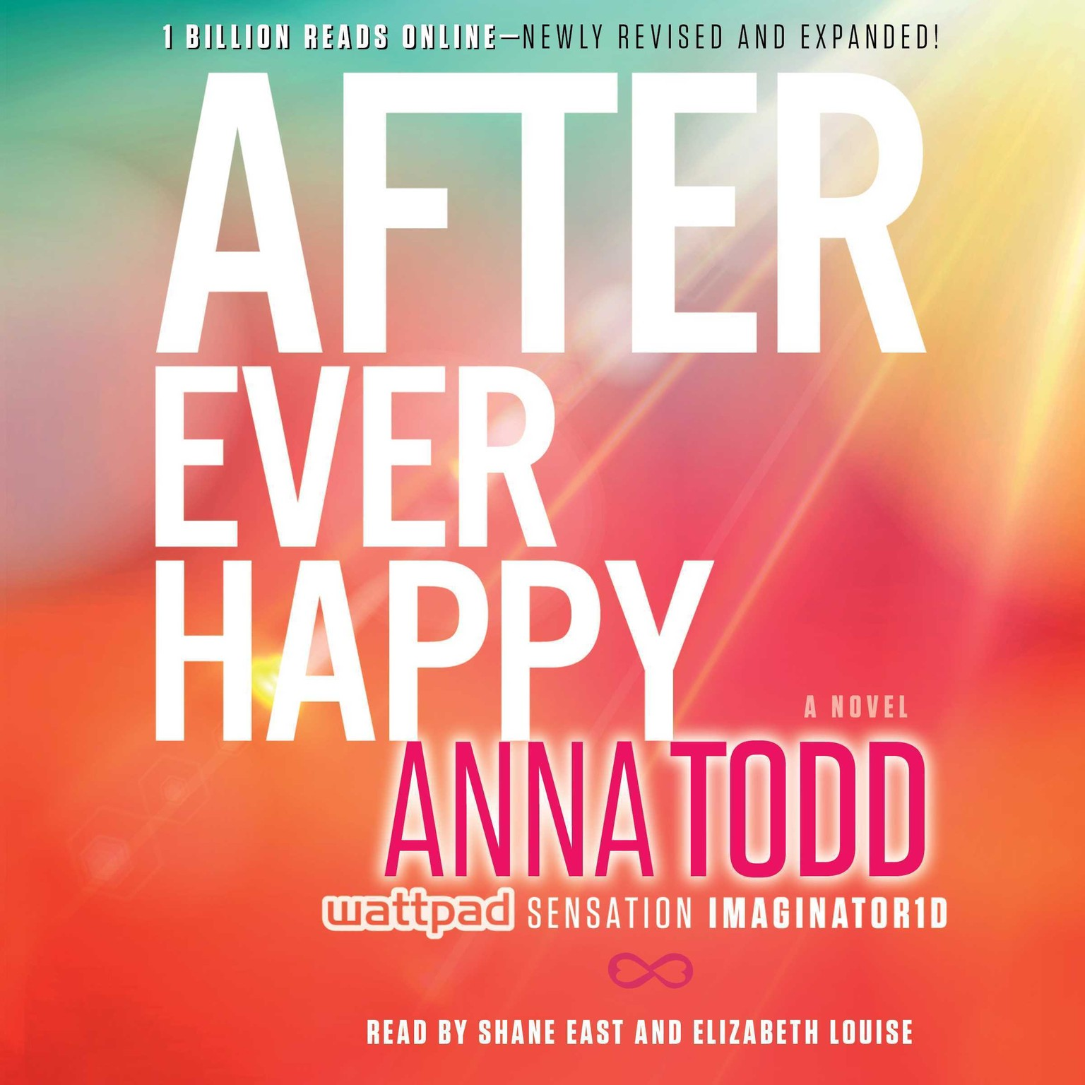 Printable After Ever Happy Audiobook Cover Art