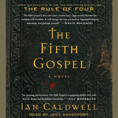 The Fifth Gospel: A Novel Audiobook, by Ian Caldwell