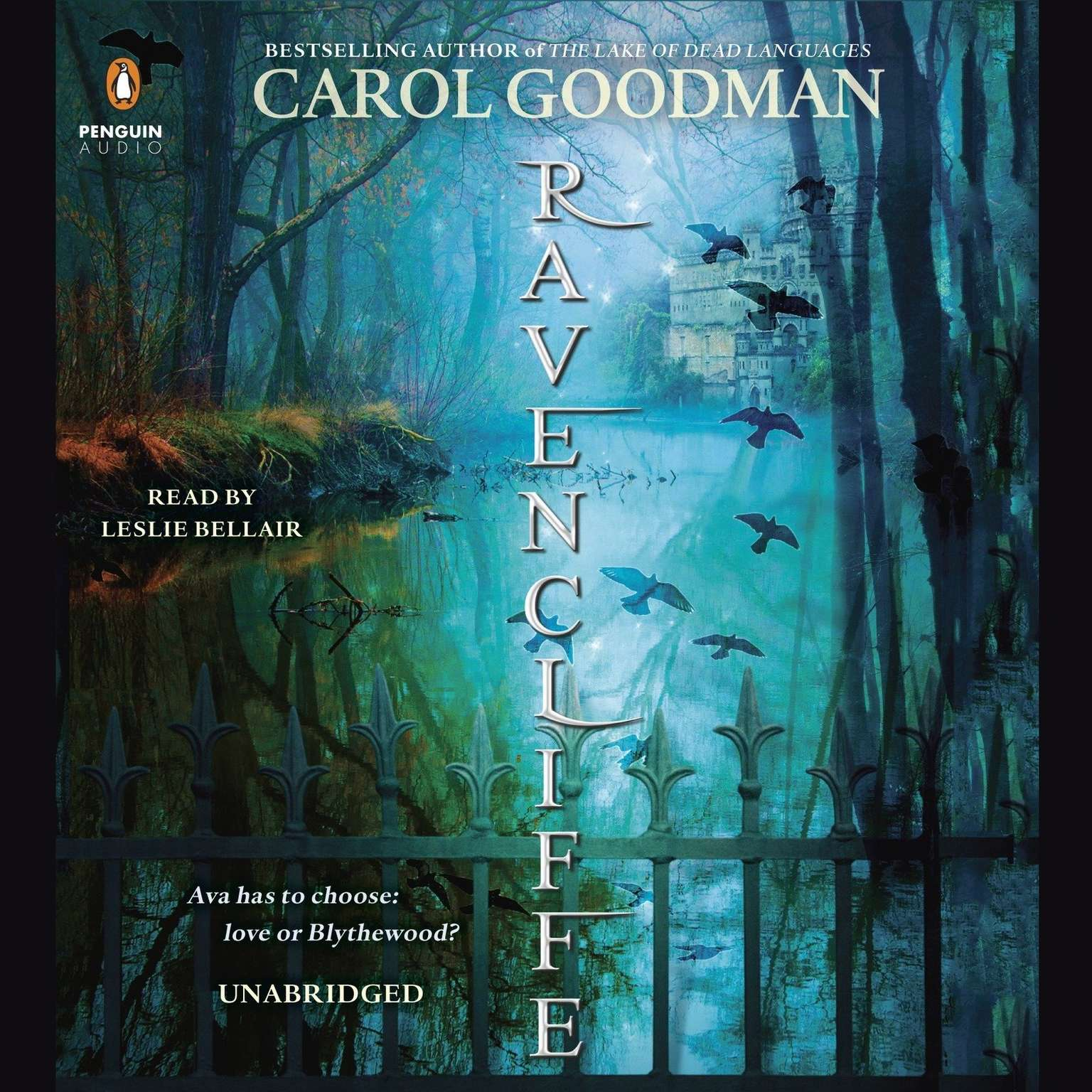 Printable Ravencliffe Audiobook Cover Art
