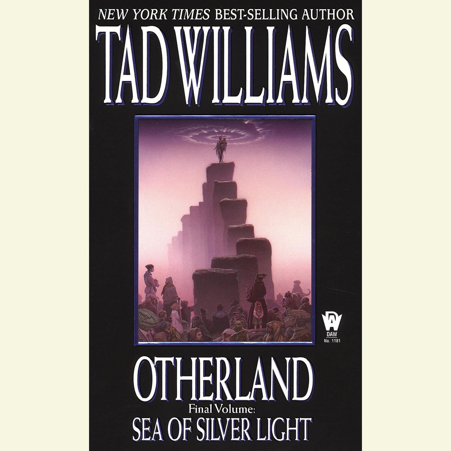 Printable Sea of Silver Light: Otherland Book 4 Audiobook Cover Art