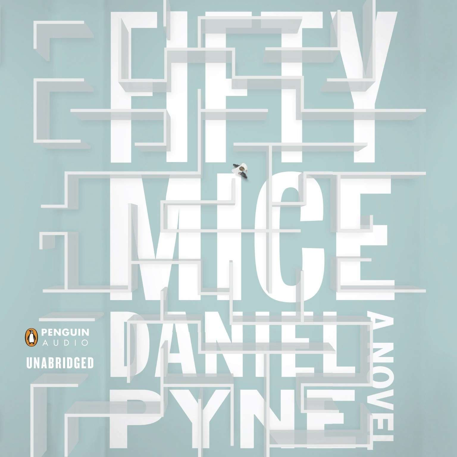 Printable Fifty Mice: A Novel Audiobook Cover Art