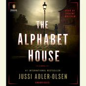 The Alphabet House Audiobook, by Jussi Adler-Olsen