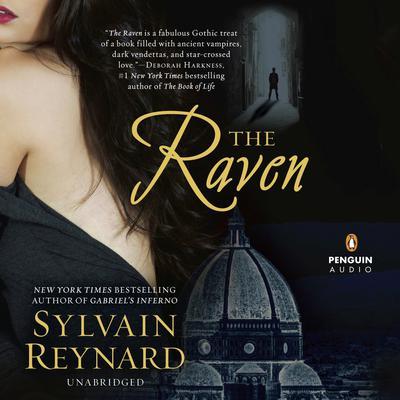 The Raven Audiobook, by Sylvain Reynard