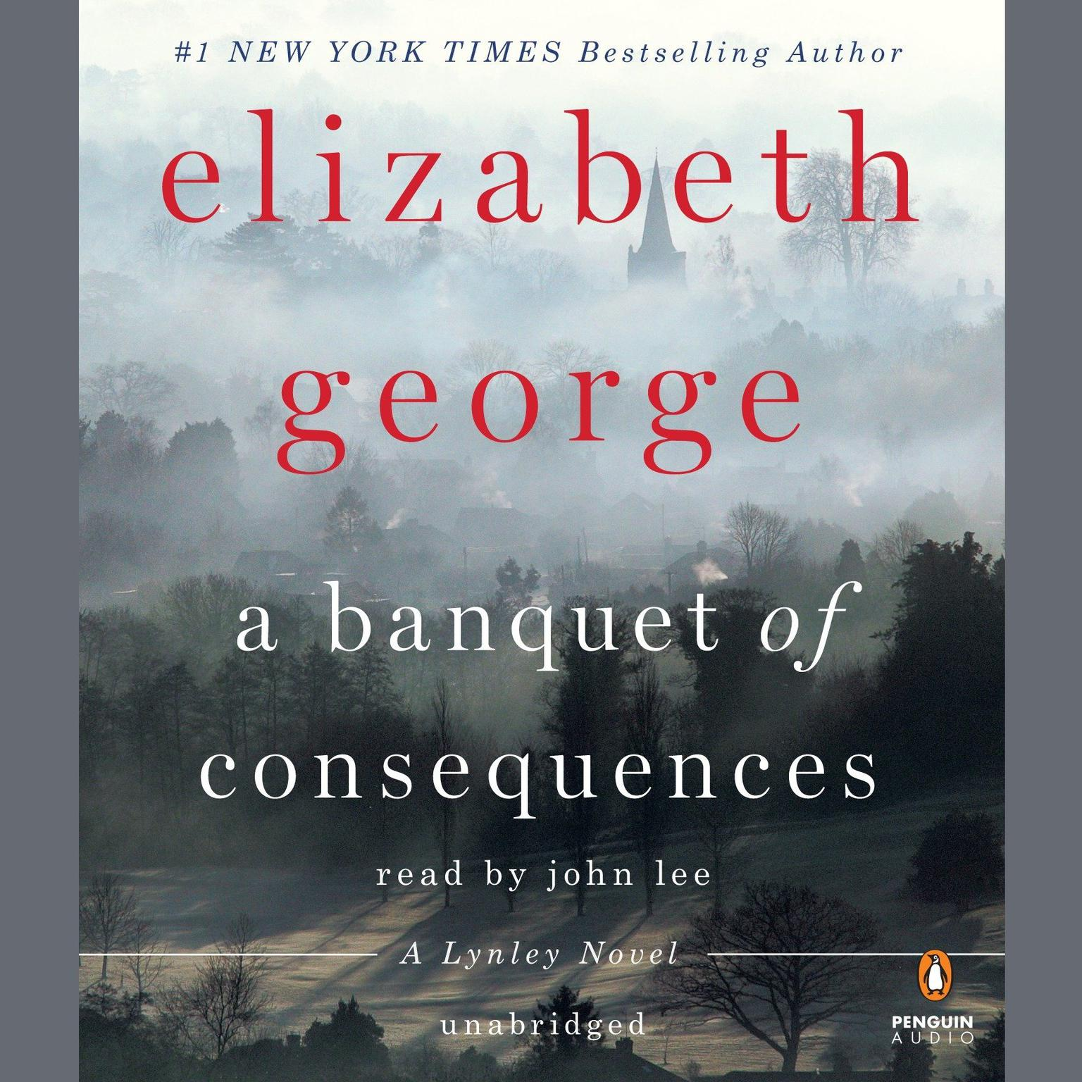 Printable A Banquet of Consequences: A Lynley Novel Audiobook Cover Art