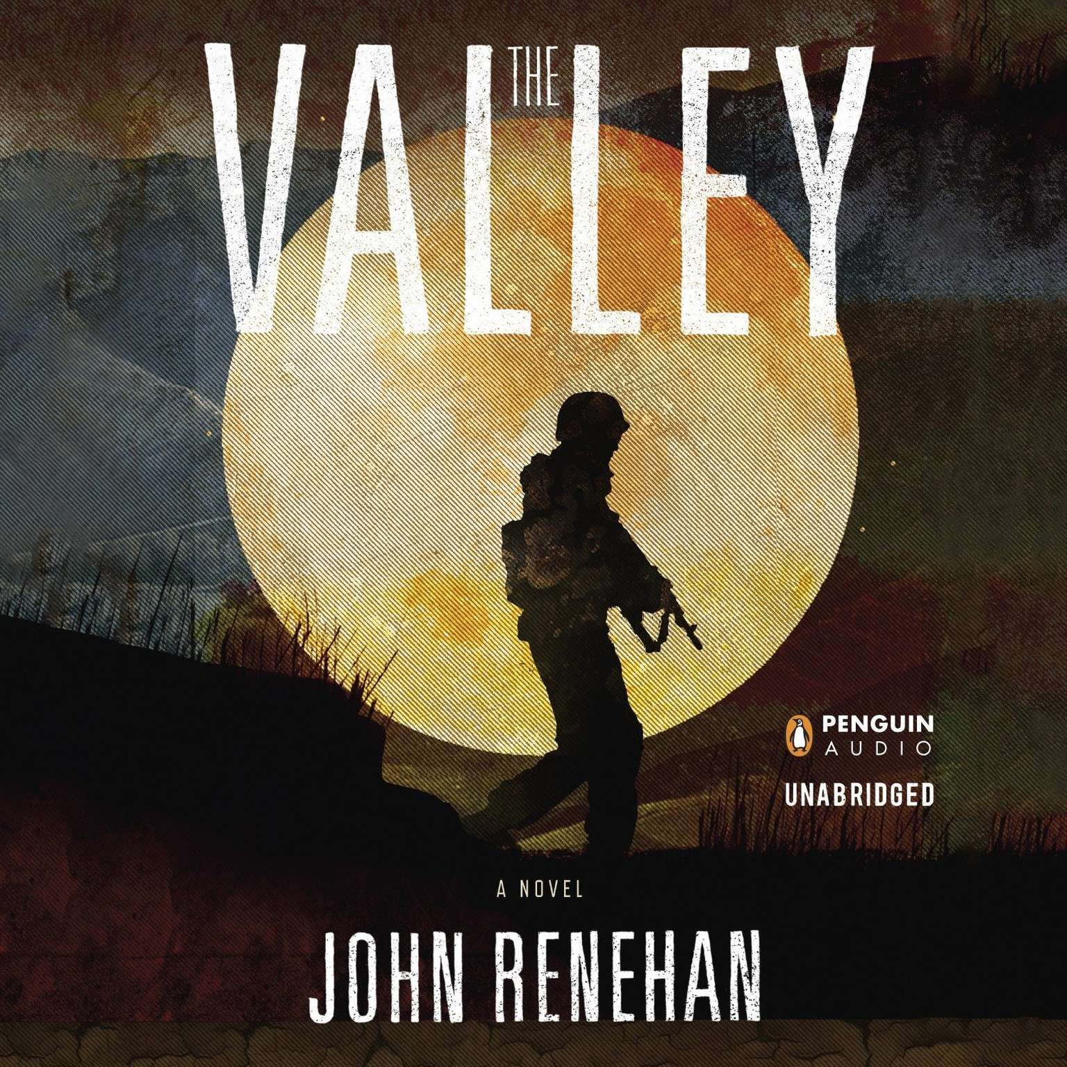Printable The Valley Audiobook Cover Art