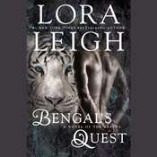 Bengals Quest Audiobook, by Lora Leigh