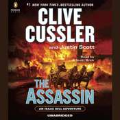 The Assassin Audiobook, by Clive Cussler, Justin Scott