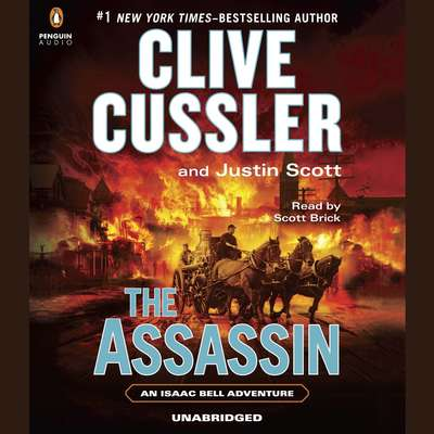 The Assassin Audiobook, by Clive Cussler