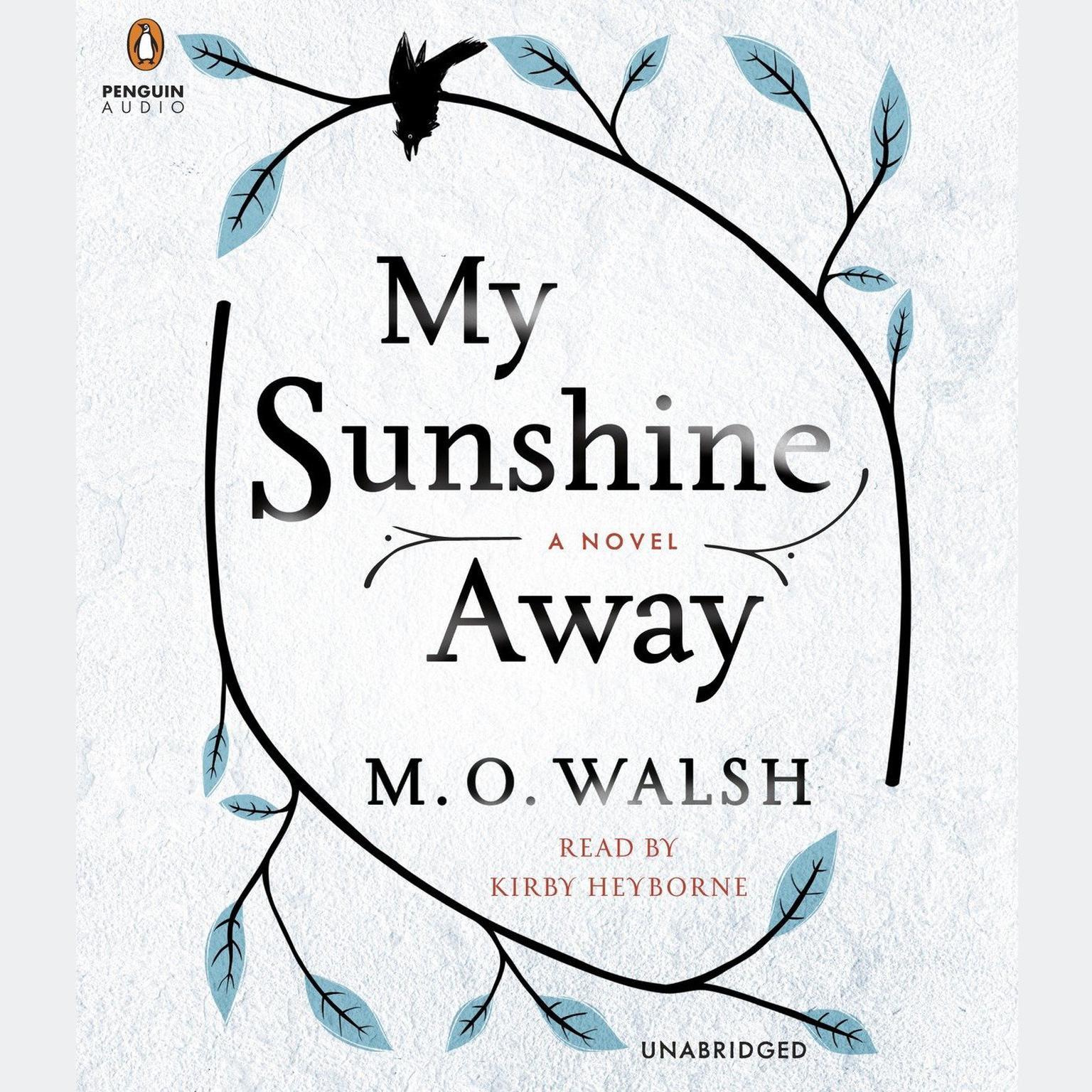 Printable My Sunshine Away Audiobook Cover Art