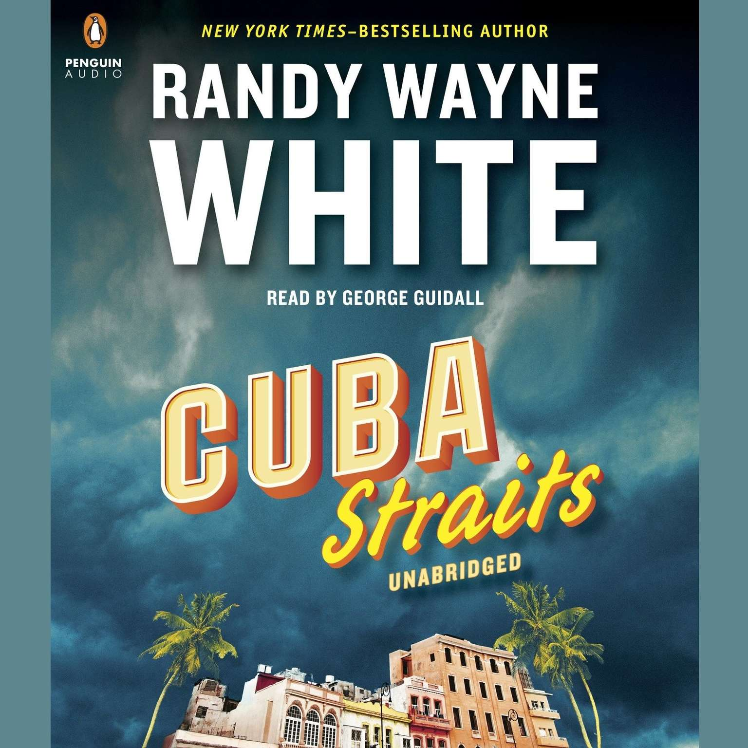 Printable Cuba Straits Audiobook Cover Art