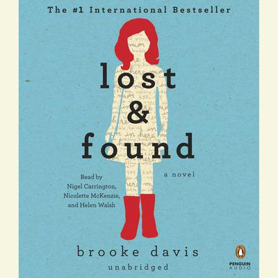 Lost & Found Audiobook, by Brooke Davis