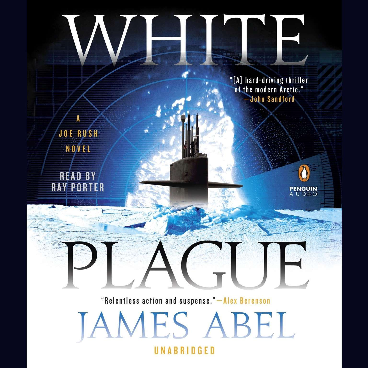 Printable White Plague: A Joe Rush Novel Audiobook Cover Art