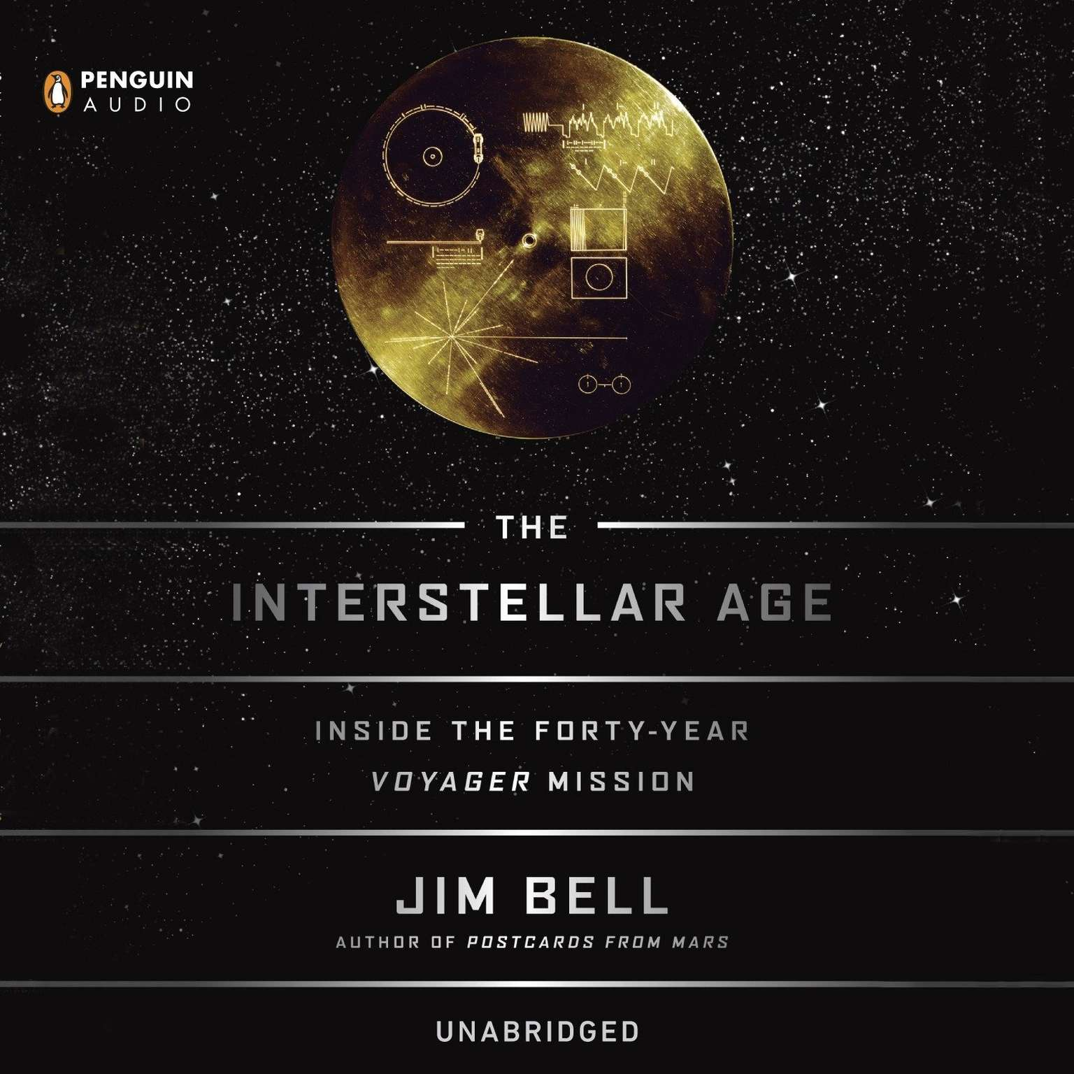 Printable The Interstellar Age: The Story of the NASA Men and Women Who Flew the Forty-Year Voyager Mission Audiobook Cover Art